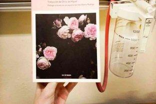 """Florencia Kirchner publicó una foto de su internación y negó tener """"vergüenza"""" por su estado de salud"""
