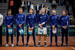 Argentina y Colombia definen la serie de Copa Davis en Bogotá