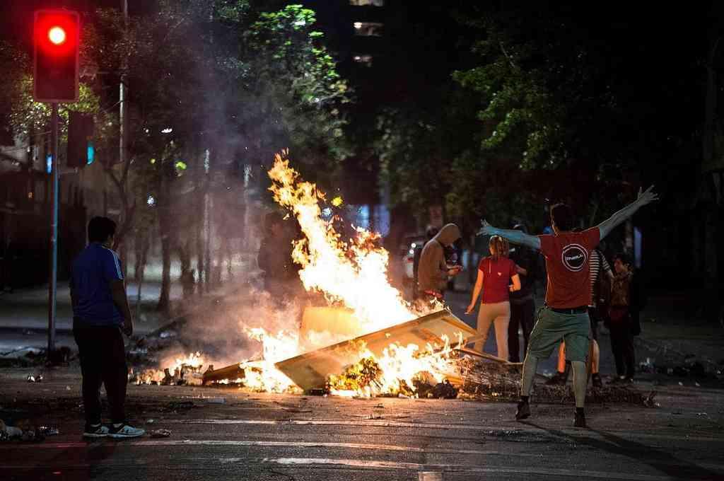 Nuevo fallecido tras recibir un disparo por parte de Carabineros — Chile