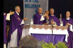"""La Iglesia contra el aborto: """"No es lícito eliminar ninguna vida humana"""""""