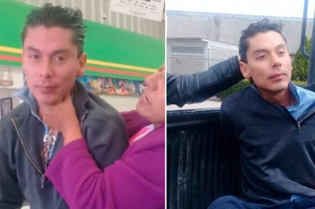 Mujer golpea y exhibe a un promotor por grabar a su hija