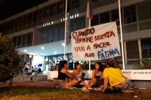 Fátima Acevedo: marcha y vigilia en los tribunales de Paraná en pedido de justicia