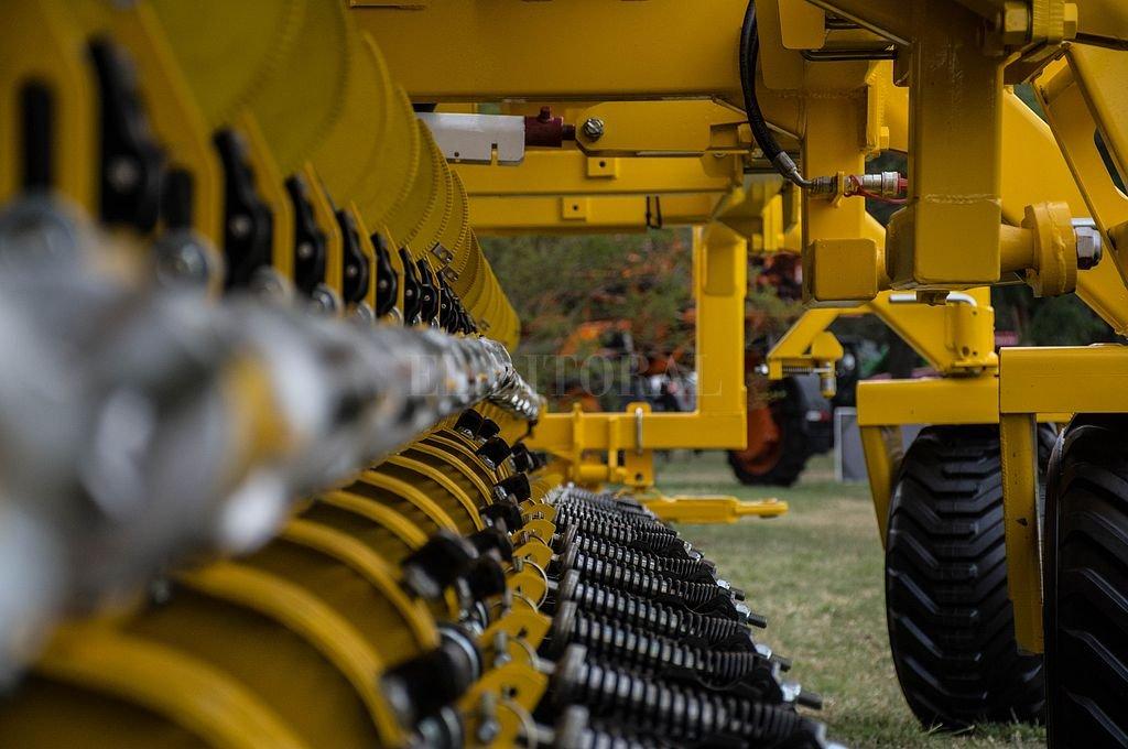 El NBSF ofrecerá la nueva línea crediticia para la compra de maquinaria agrícola fabricada en la provincia. Crédito: Archivo El Litoral