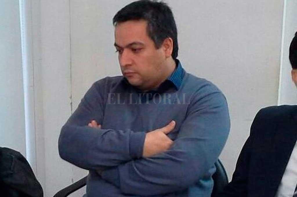 Gustavo Salmoral, médico traumatólogo Crédito: Gentileza