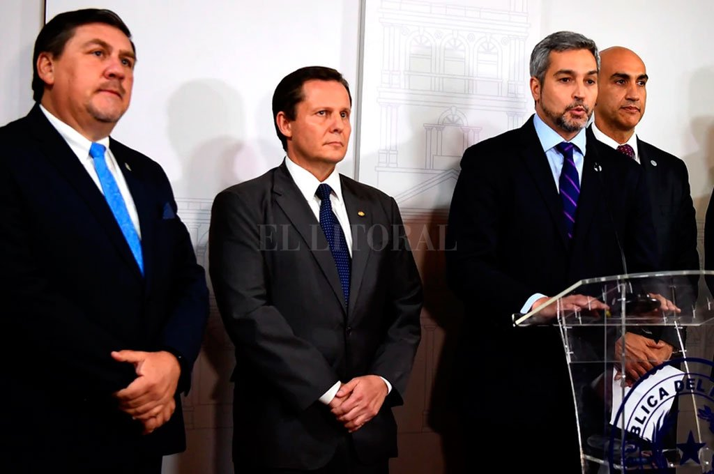 Paraguay confirma primer caso — Coronavirus
