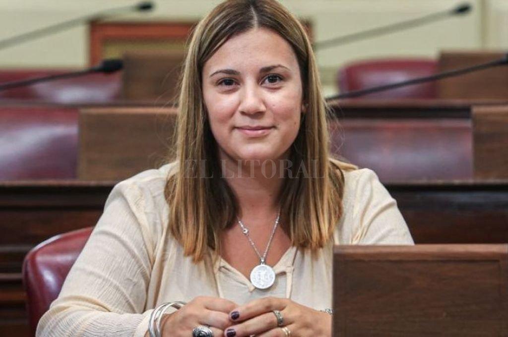 Inclusión extraña. La diputada provincial Georgina Orciani descubrió su nombre, apellido y DNI entre los potenciales beneficiarios de un plan social. Habrá denuncia penal. Crédito: Captura de Internet