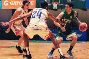 Bahía Basket superó a Ferro en el Héctor Etchart