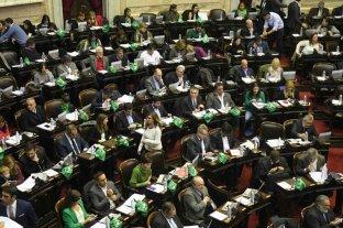 En Diputados se preparan para debatir el proyecto de aborto legal