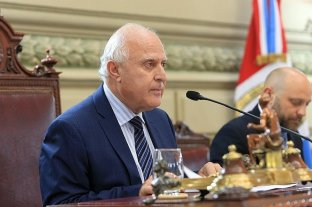 Lifschitz dispuesto a construir consensos