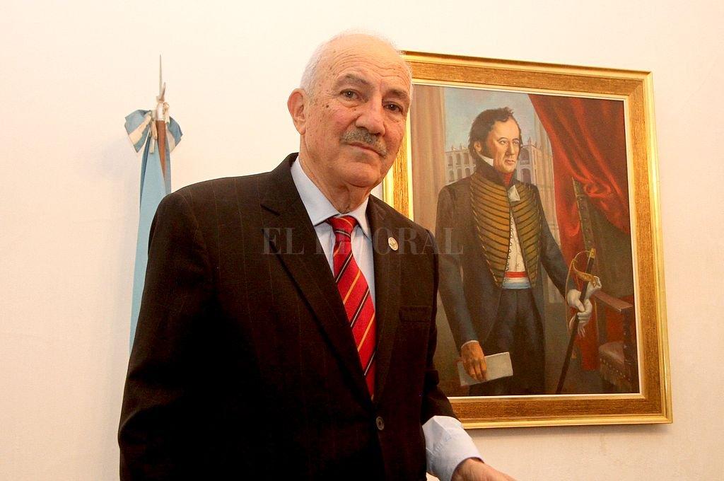 Ricardo Kaufmann. Crédito: Archivo El Litoral