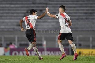 Copa Libertadores: River goleó 8 a 0 a Binacional de Perú
