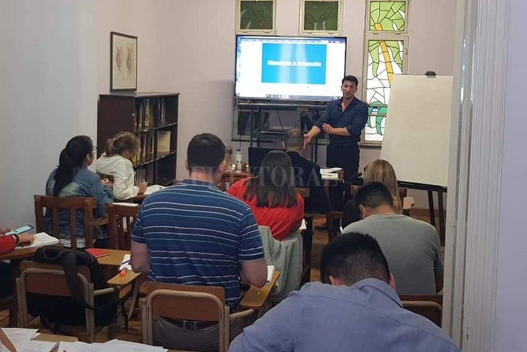 Además de los cursos y talleres anuales, durante el año se irán desplegando actividades culturales. Crédito: Archivo El Litoral