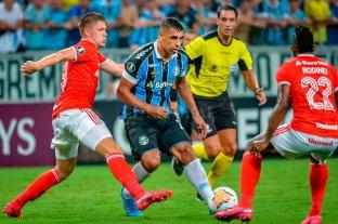 Video: Ocho expulsados tras escandalosa pelea en la Libertadores