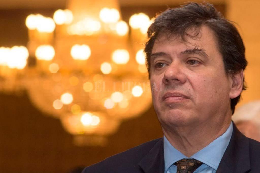 Claudio Moroni, ministro de Trabajo de la Nación Crédito: Flavio Raina.