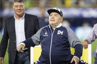 El mensaje de Diego Maradona por el coronavirus