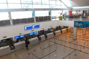 Aeropuerto de Rosario: sin casos sospechosos o confirmados de coronavirus