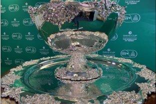 Argentina será local ante Bielorrusia en septiembre por la Copa Davis