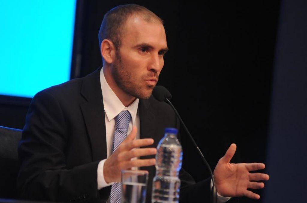 Martin Guzmán, ministro de Economía de la Nación. Crédito: Gentileza