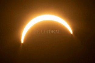 Neuquén: ya hay cancelaciones de reservas para el eclipse total solar