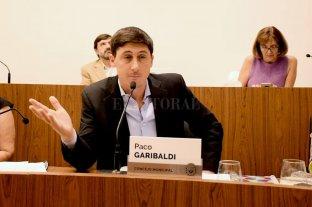 """Paco Garibaldi: """"El gobierno provincial está abandonando a nuestro aeropuerto"""""""