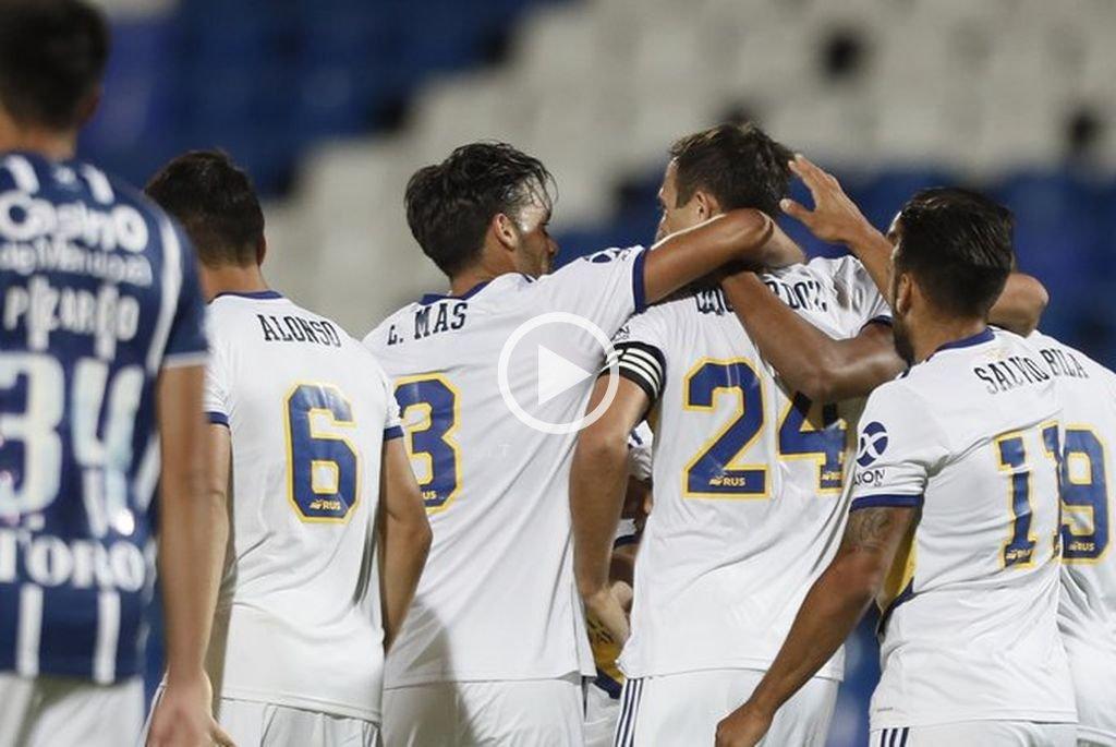 Boca goleó 4 a 1 a Godoy Cruz    : : El Litoral - Noticias - Santa Fe - Argentina - ellitoral.com : :