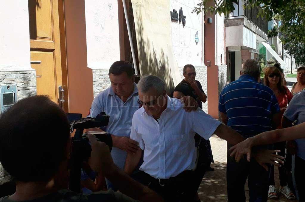 Néstor Fabián Monzón (51) fue sentenciado a 16 años de prisión en diciembre de 2019 tras un juicio oral celebrado en Reconquista. Crédito: Archivo El Litoral