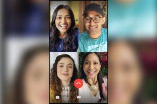 Cuatro formas de hacer videollamadas grupales para seguir en contacto con tus vínculos a pesar de la cuarentena