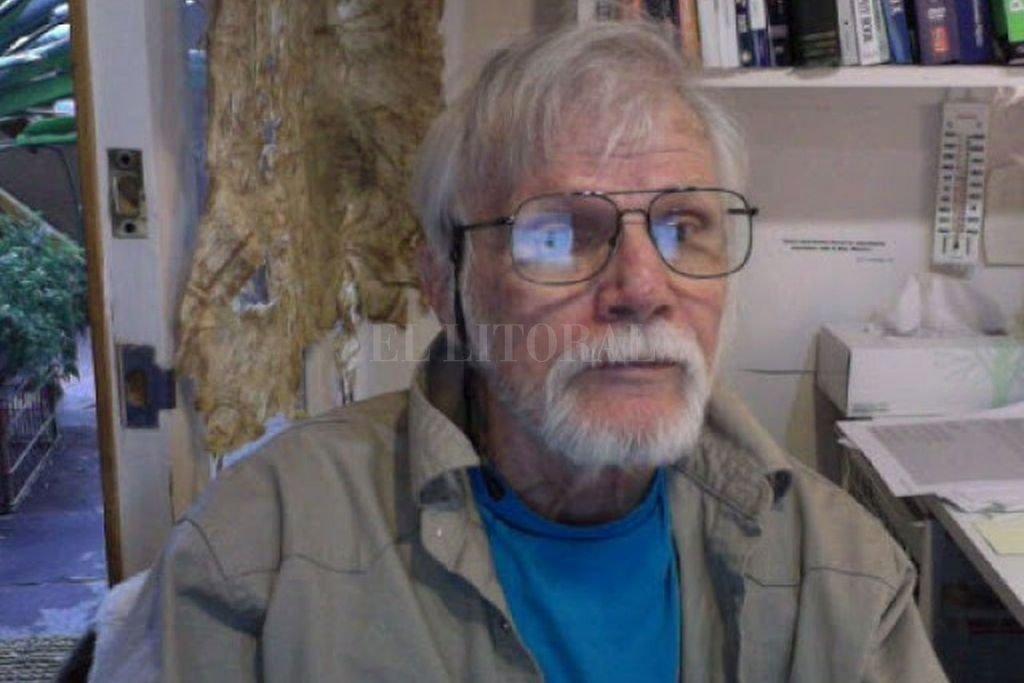 El workshop es organizado en homenaje a Joseph D. Sneed, profesor emérito de la Escuela de Minas de Colorado. Crédito: Gentileza Ihucso