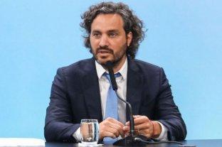 """Cafiero pide a la oposición que acepte discutir la reforma judicial porque """"le hará bien al país"""" -  -"""
