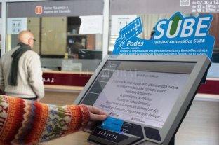 Suspenderán las tarjetas SUBE que sean utilizadas por trabajadores no esenciales