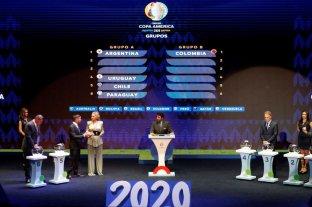 Suspenden la Copa América 2020 por el brote de coronavirus