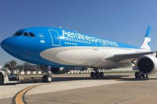 Aerolíneas Argentinas cancela todas sus operaciones especiales de cabotaje -  -