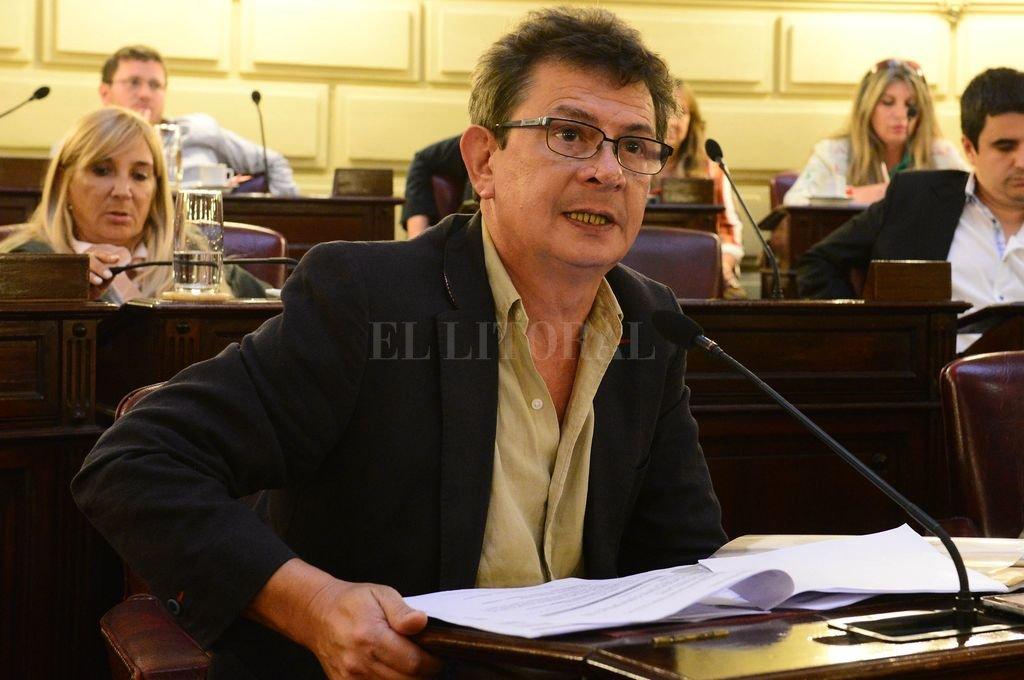 Urruty fue diputado provincial y en días más asumirá su segundo período como director del Enress. Crédito: Archivo El Litoral