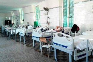 Sólo 700 camas en terapia y un número impreciso de respiradores