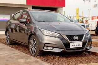 Nissan impactó con el Nuevo Versa