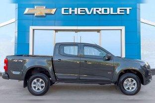 Chevrolet amplió la gama con la S10 4x4 LT Automática