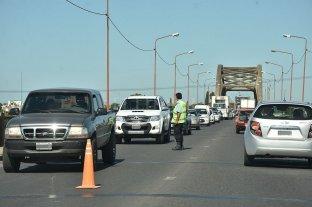 Protesta: este viernes cortarán el tránsito en el acceso al Puente Carretero