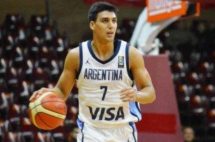 Corvalan, básquetbolista que dio positivo de Covid-19, recibió el alta