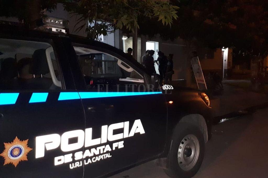 El asalto ocurrió cerca de la medianoche, cuando los repartidores trataban de ingresar al depósito, ubicado en calle Florencio Fernández al 4900. Crédito: Archivo