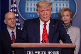 Trump amplía hasta el 30 de abril las medidas contra Covid-19