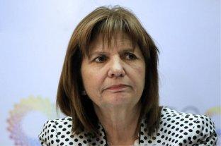 Patricia Bullrich reconoció que hay internas en Cambiemos por el apoyo a la estrategia del Gobierno