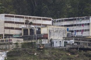 Fuga masiva de presos en Venezuela