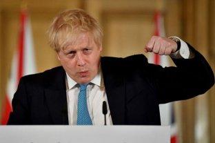 Johnson convoca a la oposición