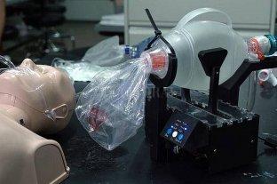 La Universidad Nacional de Rosario fabricará respiradores artificiales