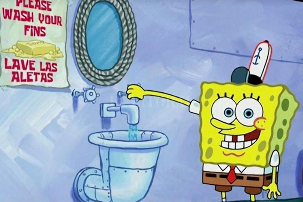 En la iniciativa intervienen los personajes y talentos más populares de Nick y Nick Jr.  Crédito: Gentileza Nickelodeon