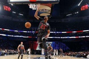 La NBA evalúa opciones para reanudar la actividad