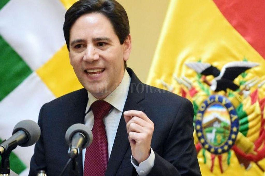 Salvador Romero, presidente del Tribunal Superior Electoral de Bolivia. Crédito: Archivo El Litoral