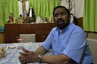 """El Padre Ignacio admite que reza mucho """"para que esto se termine"""""""