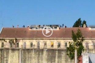 Disturbios en la cárcel de Coronda: internos reclaman medidas sanitarias -  -