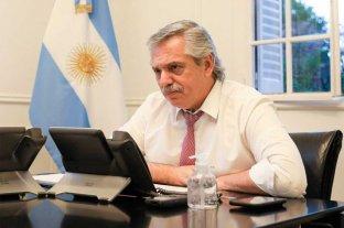 Fernández se reúne con el comité de expertos para definir si extiende la cuarentena -  -